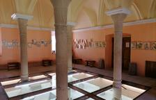 Art 'solidari' al monestir de les Avellanes