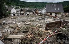 Lluvias torrenciales en Alemania dejan más de 40 fallecidos y decenas de desaparecidos