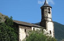 Projecte per consolidar cinc esglésies de Lladorre