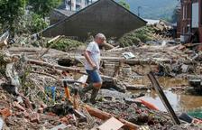 Alemania y Bélgica tardarán años en reparar los daños de las riadas