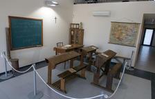 La muestra puede visitarse en la sede del consistorio de municipio, en la Curullada.