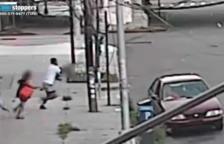 Aquest és el vídeo del presumpte intent de segrest d'un nen de 5 anys a Nova York