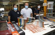 Acudam, líder en producción de cortinas con 2,5 millones de euros facturados
