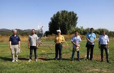 Imagen de representantes de algunos de los organismos que participan en el proyecto.