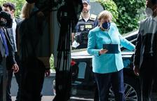 Merkel hace balance de 16 años de Gobierno, marcado por la pandemia