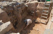 El poblado de Gebut, habitado hace más de 2.700 años