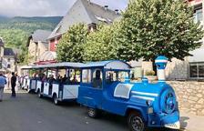 Vuelve el 'trenet' de Vielha hasta el 12 de septiembre