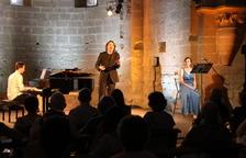 Espectáculo con poesía de Carner, en Les Franqueses de Balaguer