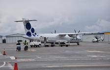 Andorra Airlines anuncia per a l'agost vols de la Seu a Madrid i Palma