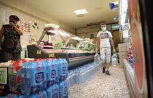 Torres de Segre no té aigua potable 25 dies després de l'abocament