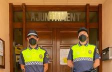 Alpicat incorpora dos vigilants per reforçar la seguretat local
