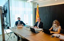 Catalunya rebrà 21.000 milions d'euros de finançament l'any que ve