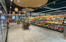 Plusfresc inaugura su nuevo súper en Balaguer de 1.300 m2