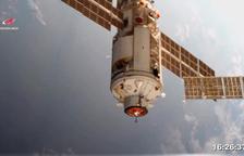 Catorze anys de retard a arribar a l'Estació Espacial