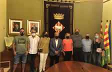 Enric Mir deixa l'Ajuntament de les Borges Blanques i Núria Palau assumeix l'alcaldia en funcions