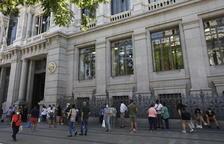 Los leridanos se quedan con unos 12 millones en pesetas