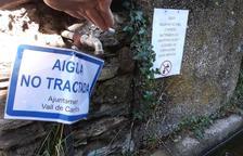 Vecinos de Cassibrós siguen sin agua potable y piden 'responsabilidades'