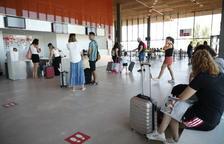 Primeros vuelos de Alguaire a Ibiza y Menorca desde el inicio de la pandemia