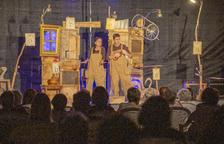 Zum Zum Teatre levanta con éxito el telón del 'Castellserà de Nit'