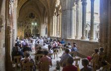 La música ressona al monestir de Vallbona