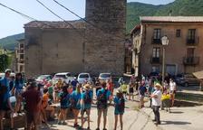 Jóvenes crean una ruta sobre las leyendas en Sarroca de Bellera