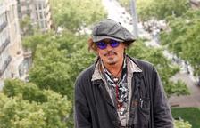 Johny Depp recibirá el Premio Donostia en San Sebastián