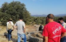 Inicien les obres de recuperació del Tossal de les Forques a la Sentiu de Sió