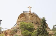 Alguaire destina 130.000 euros a estabilizar la peña del Sagrat Cor