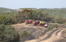 Tres incendios y rachas de viento de hasta 80 km/h llegan con la ola de calor