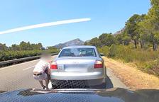 Detenido un ladrón reincidente con más de cien robos en la AP-7