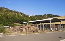 El Pont estrenarà un centre logístic de biomassa aquest any