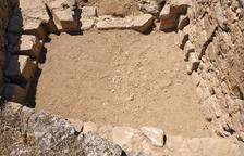 Troben una torre de defensa medieval durant unes obres en un poble de Lleida