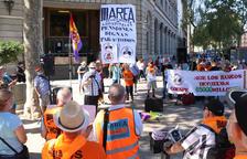 Lleida tiene poco más de dos trabajadores por pensionista