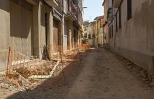 Agramunt prossegueix a bon ritme amb la renovació del centre històric