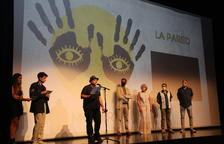 El Festival Mostremp baja el telón con el corto 'La Pared' como ganador