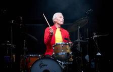 Mor Charlie Watts, bateria dels Rolling Stones