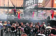 Segueix la festa a Alcarràs amb Pepet i Marieta