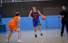 El Força Lleida cierra las cesiones de Marcos y Badio