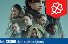 Segre et convida a veure 'Dune' al Circuit Urgellenc