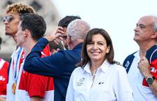 Hidalgo, aspirante socialista a la presidencia de Francia