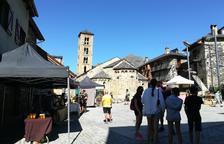 La Vall de Boí 'exposa' els seus productes de proximitat