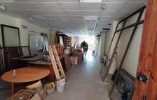 La biblioteca de Vilanova, en obres per ampliar el seu servei
