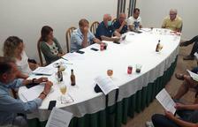 Reunió d'alcaldes per potenciar la ruta de la vall del Sió