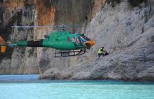 Mont-rebei reabrirá el fin de semana tras 10 meses y Àger pide estudios geológicos