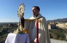 El obispado de Solsona afirma que Xavier Novell sigue siendo sacerdote