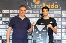 """Marcos: """"Acepto el reto que me propone el Força Lleida"""""""