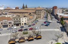 Cervera invertirà 60.000 € a remodelar la plaça Pius XII