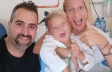 Surt de l'UCI el nen de 4 anys de Vila-sana rescatat quan s'ofegava