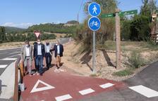 La Diputación invierte 4,5 millones al año en proyectos en el Solsonès