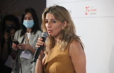 La ministra de Treball i Economia Social del govern espanyol, Yolanda Díaz.